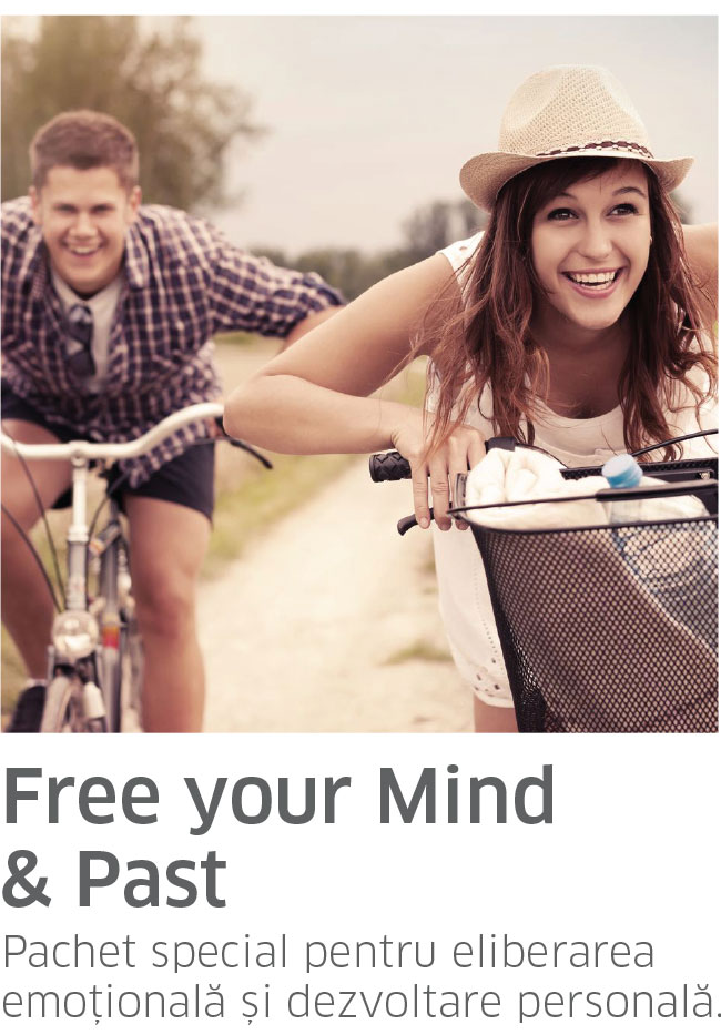 Pachet FREE YOUR MIND & PAST