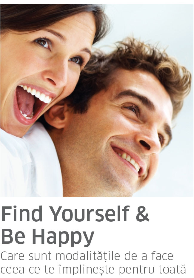 Pachet FIND YOURSELF AND BE HAPPY