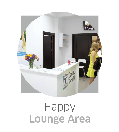 HAPPY LOUNGE AREA