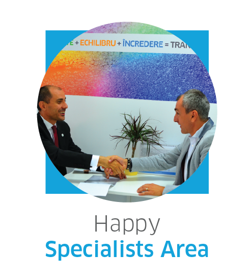 HAPPY SPECIALISTS AREA