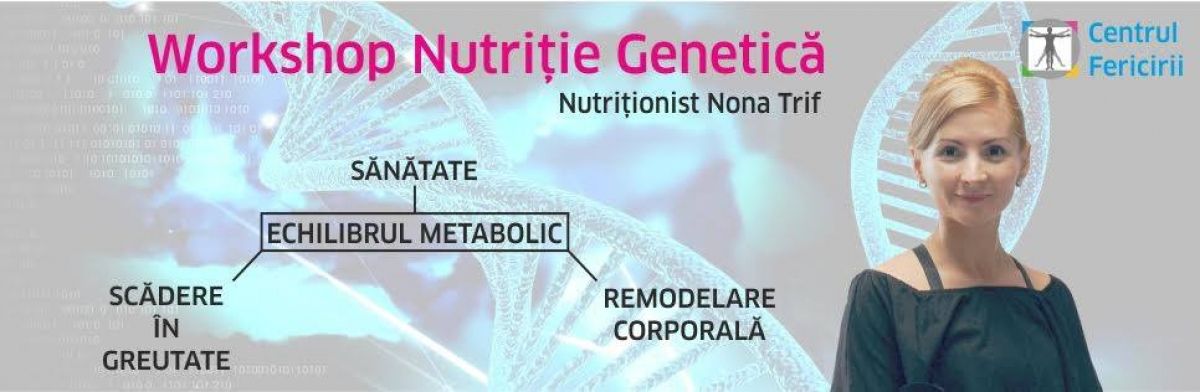 Workshop Nutritie Genetica