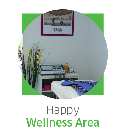HAPPY WELLNESS AREA